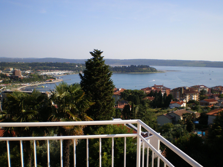 Panorama Tavoli Da Giardino.Appartamento Panorama Portorose Slovenia